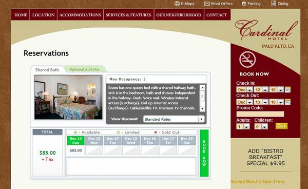 online advertising and reservation system Resmark tour operator software much more than a reservation system resmark systems has given us the using your reservation system to save advertising.